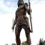 Lapu-Lapu statue