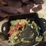 Guacamole was excellent as usual
