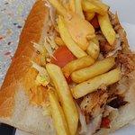 Foto van Centrum of Kebab