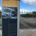 Area outside where Titanic and Olympic were built