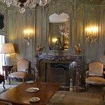 Interior of Villa