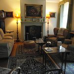 Lady Nuffields sitting room