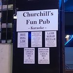 Foto di Churchills Fun Pub