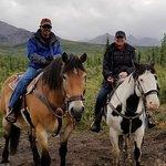 Denali Horseback Tours resmi