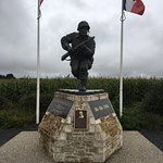 monument to Major Richard Winters