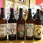 Funny local beers
