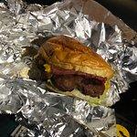 Ketchup & Mustard Burger