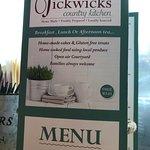 Foto de Pickwicks Country Kitchen