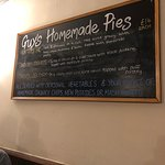 Pies next time