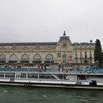 صورة فوتوغرافية لـ Seine River