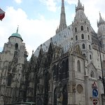 Historisches Zentrum von Wien Foto