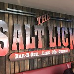 Foto de Salt Lick BBQ