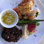 Beef Filet & Lobster