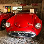 Φωτογραφία: Toad Hall Classic Sports Car Museum