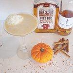 Pumpkin Martini 🍁