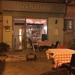 Les Platanes Foto