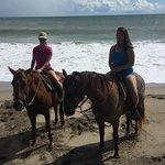 Beach Tours on Horseback照片