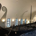 Foto van Vikingschiphuis Museum