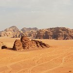 Photo of Wadi Rum Protected Area