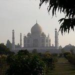 Billede af Taj Mahal