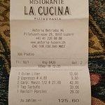 Foto van Restaurant La Cucina
