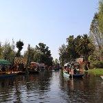 Jardines Flotantes de Xochimilco