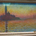 One of Monet's Architectural paintings.