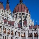 Здание венгерского парламента (Орсагаз)