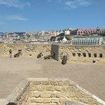 Terraza fortificada