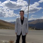 Me at Alpine visitors center