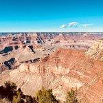 Bild från Grand Canyon South Rim