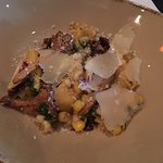 I keep returning to Giulia for their amazing housemade pasta and burrata dish. Definitely one of