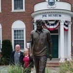 Foto van John F Kennedy Hyannis Museum