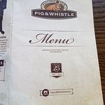 Foto de Pig and Whistle Historic Pub