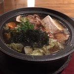 Senju chicken hot pot