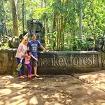 Foto van Sacred Monkey Forest Sanctuary