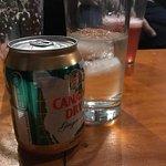 Vodka con Gringer
