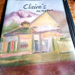 Claire's on the Park의 사진
