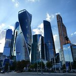Photo of Moscow-City