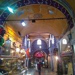 Stadtviertel Sultanahmet Foto