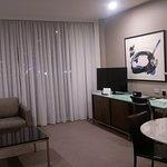 huge lounge area