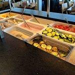 SCHILTHORN - PIZ GLORIA, 360°-Restaurant Foto