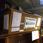 The old fire alarm system