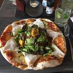 Pizza Salad...