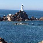 The lighthouse at Saint Brelade