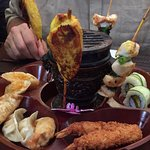 Foto de Maori - Pacific Rim Cuisine