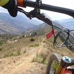 Riding the ridge