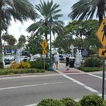 Center of St. Armands Circle