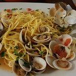 Spaghetti Espress Foto
