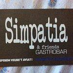 Foto Simpatia & Friends Gastrobar
